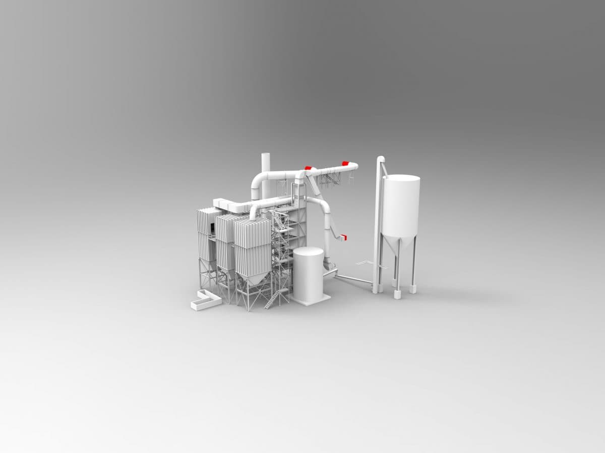 Fume and dust extraction system design service nz for Decor systems