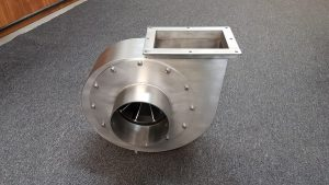 DUSTEX designs, manufactures and repairs industrial centrifugal fans of all types.