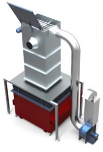 NZ designed & manufactured industrial dust extraction units for timber processing, woodshops & woodworking.