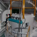 Omya New Zealand's new silo vent pulse jet dust collector has a higher capacity and is also easier and safer to service.