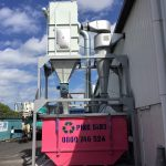 Jackson Industries' labour saving dust collector with explosion protection