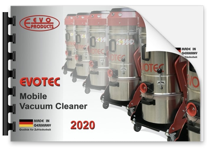 EVO Mobile Vacuum catalogue